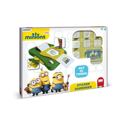 Minions Sticker MINIONS Sticker Machine