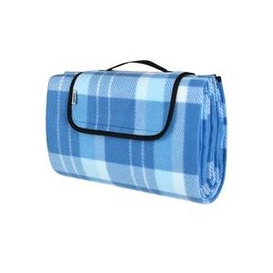 Picknickdecke Blau/Weiß 1,95x1,50m