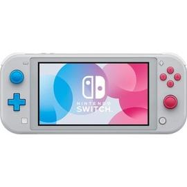 Nintendo Switch Lite Zacian & Zamazenta Limited Edition
