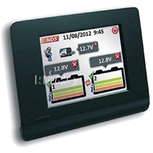 NDS Batterie Manager mit Touch-Display, 12V/150A