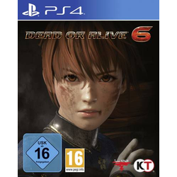 Dead or Alive 6 PS4 USK: 16