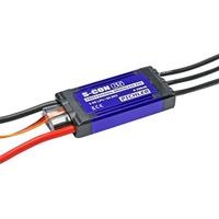 PICHLER Flugmodell Brushless Flugregler S-CON 65 Belastbarkeit (max.): 85A