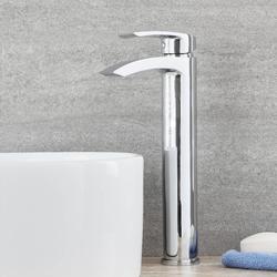 Hohe Einhebel-Standarmatur für Aufsatzwaschbecken - Razor