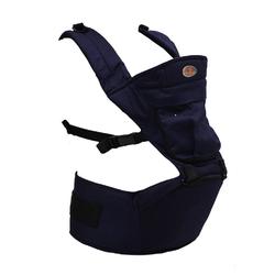 Moni Babytrage Babytrage Skyline, für Ihr Kind von 6 Monaten bis 3 Jahre, ergonomischer Sitz blau