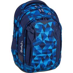 Schulrucksack  match 3.0 Schulranzen blau