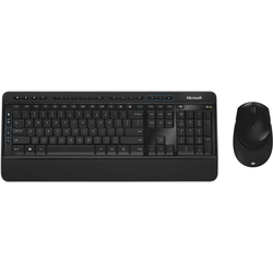 Microsoft Tastatur- und Maus-Set Wireless Desktop 3050