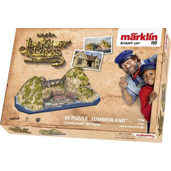 Märklin Start up 72786 3D Puzzle  Lummerland