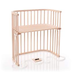 babybay Boxspring Beistellbett, natur unbehandelt