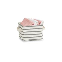 HTI-Living Aufbewahrungsbox Aufbewahrungskorb Stripes, Aufbewahrungskorb 17 cm x 14 cm