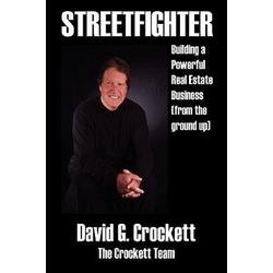 Streetfighter als Buch von David G. Crockett