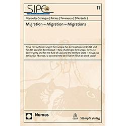 Migration - Migration - Migrations - Buch