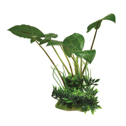 Happet Pflanzfolie mix grün