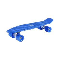 Hudora Skateboard Hudora Retro Skateboard blau