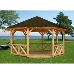 Palmako Betty 18,0 m² Pavillon