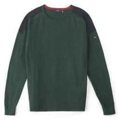 Henjl - Stems Green - Pullover - Größe: S