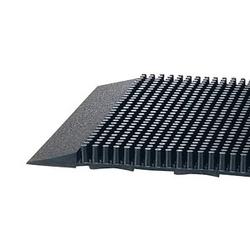 Hamat Fußmatte FINGERTIP schwarz 60,0 x 100,0 cm