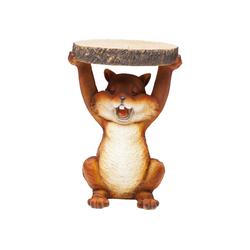 KARE Beistelltisch Beistelltisch Animal Mini Squirrel 25cm
