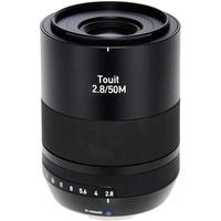 Zeiss Touit 50mm F2,8 Makro Fuji X