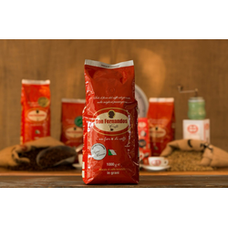 Super Cream kaffee Bohnen 1 kg - Don Fernandos