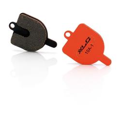 XLC Scheibenbremse XLC Scheibenbremsbeläge BP-O03 RST mechanisch