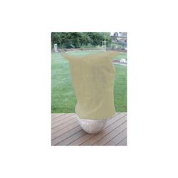 Pflanzenschutz Vlies Rechteck 120 x 180 Beige - Winterschutzhaube Vlieshaube Pflanzenschutzhaube