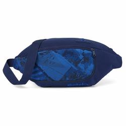 Satch Hip Bag Cross Gürteltasche 33 cm blue grey