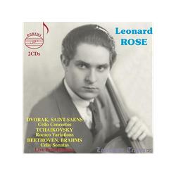 Leonard Rose - Legendary Treasures (CD)