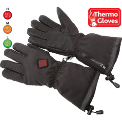 Thermo Skihandschuhe THERMO SKI GLOVES die beheizbaren Handschuhe Ski-Fahrer Winter XS-S