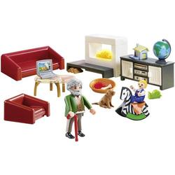 Playmobil® Dollhouse Gemütliches Wohnzimmer 70207