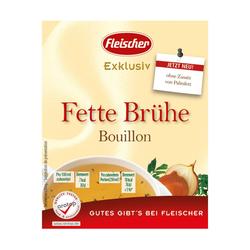 Fette Brühe 6 Würfel - Fleischer