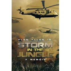 Storm in the Jungle als Taschenbuch von Glen Allen Jr.