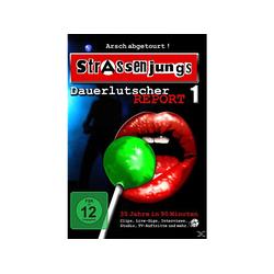 Dauerlutscher Report DVD