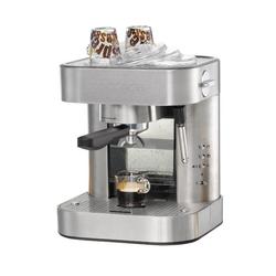 Rommelsbacher Kaffeevollautomat EKS2010 Espressomaschine Espresso automatico Edelstahl