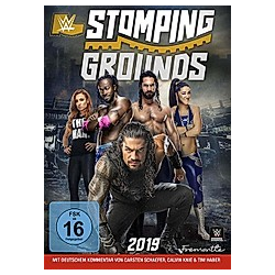 Wwe: Wwe:Stomping Grounds 2019 - DVD  Filme