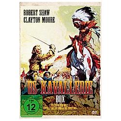 US Kavallerie Box - DVD  Filme