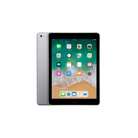 iPad 9.7 (2018) 128GB Wi-Fi Space Grau