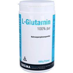 L-GLUTAMIN 100% Pur Pulver 500 g