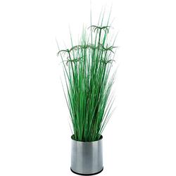 Kunstpflanze Zyperngras, Schneider, Höhe 151 cm