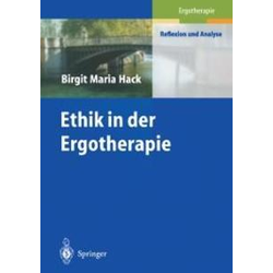 Ethik in der Ergotherapie: eBook von