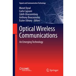 Optical Wireless Communications als Buch von