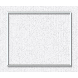 Schipper Bilderrahmen Alurahmen 50x60 cm, Silber, Made in Germany
