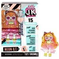MGA Entertainment L.O.L. Surprise J.K. Doll Neon Q.T.