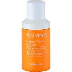 TONYMOLY Feuchtigkeitscreme Vital Vita 12 Synergy
