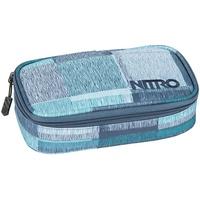 Nitro Pencil Case XL zebra ice 3-tlg.