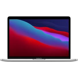 """Apple MacBook Pro Retina M1 2020 13,3"""" 8 GB RAM 256 GB SSD silber"""