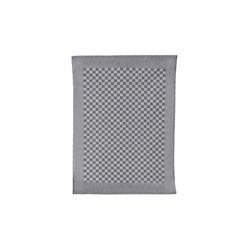 Ross Geschirrtuch mit Schachbrett-Muster in grau