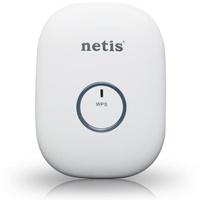 Inter-Tech E1+ Wireless N Range Extender 300Mbsps weiß (88883040)