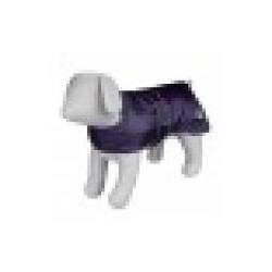Hundemantel Orleons, Hundebekleidung 30 cm lila