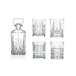 Nachtmann Whiskyglas-Set Highland, 5-teilig