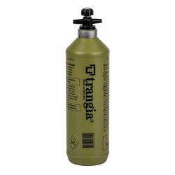 Trangia Sicherheitsflasche mit Ventil 1 Liter (294 x 80 mm), 1 L